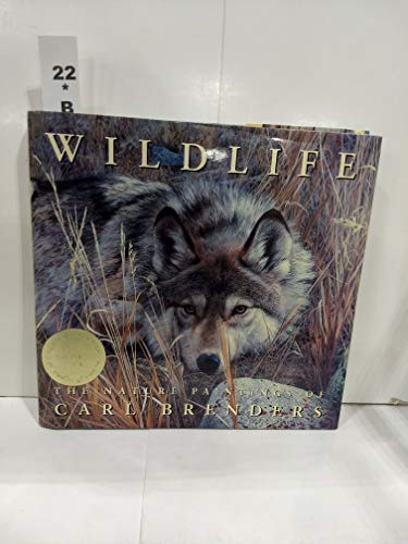 9780810939776: Wildlife: The Nature Paintings of Carl Brenders