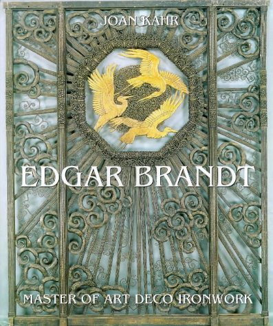 Edgar Brandt: Master of Art Deco Ironwork