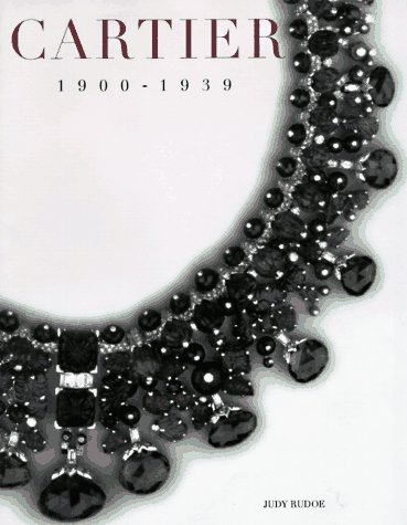 Cartier 9780810940475 This sumptuous volume surveys spectacular creations from the first four decades of the 20th century, when the renowned Paris-based firm
