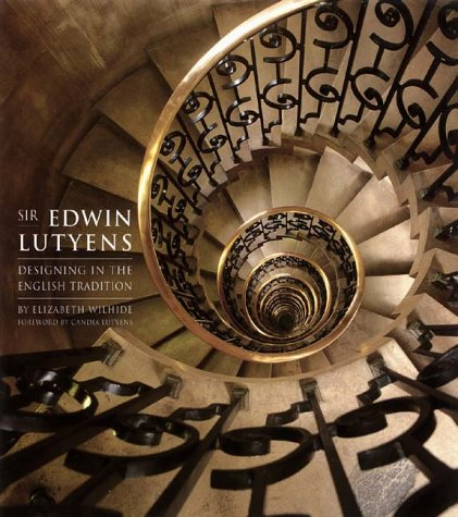 9780810940802: Sir Edwin Lutyens: Designing in the English Tradition