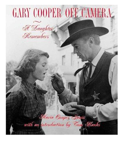 9780810941304: Gary Cooper Off Camera