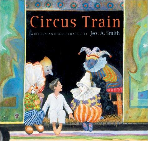 9780810941489: Circus Train