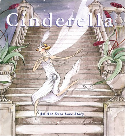 9780810941687: Cinderella: An Art Deco Love Story