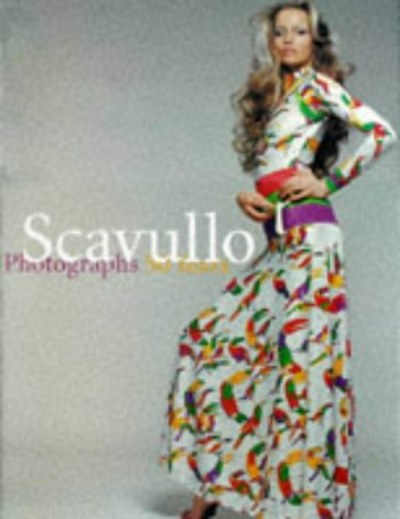 9780810941809: SCAVULLO. : Photographs 50 years