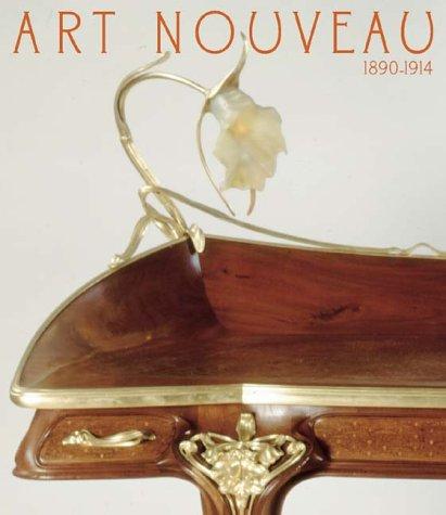 9780810942196: Art Nouveau, 1890-1914