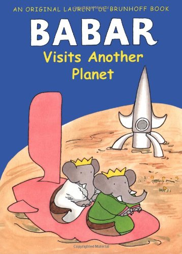 9780810942448: Babar Visits Another Planet