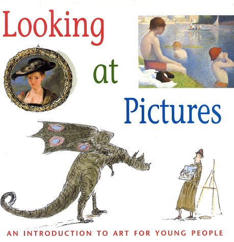 Looking At Pictures 9780810942523 Clear and entertaining prose, stunning color reproductions of some of the world's greatest paintings, and an imaginative design introduce children to the key concepts of painting and teach them to enjoy and respond to art on their own.