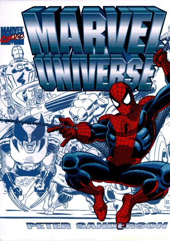 9780810942851: Marvel Universe