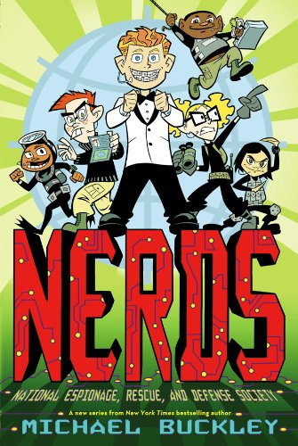 9780810943247: NERDS: National Espionage, Rescue, and Defense Society