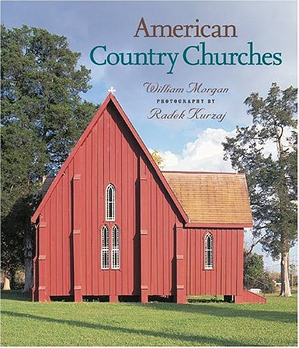 9780810943353: American Country Churches