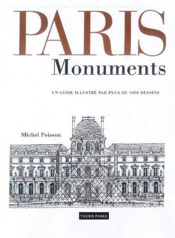 9780810943551: Paris Buildings and Monuments