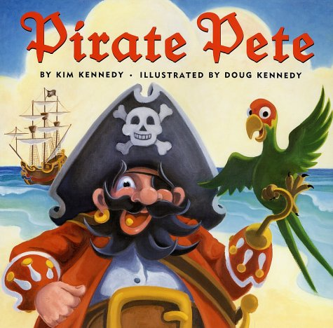 9780810943568: Pirate Pete