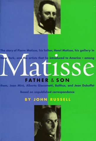 9780810943780: Matisse: Father and Son