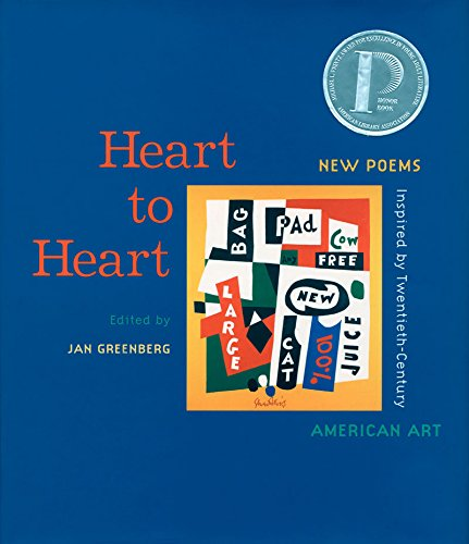 9780810943865: Heart to Heart : New Poems Inspired by Twentieth-Century American Art