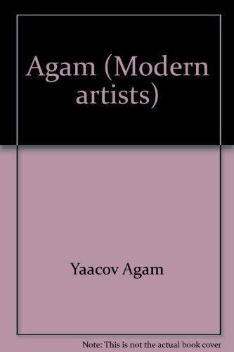 9780810944084: Agam (Modern artists)