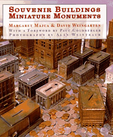 Souvenir Buildings Miniature Monuments From The Collection of Ace Architects