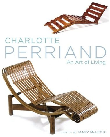 9780810945036: Charlotte Perriand: an art of living