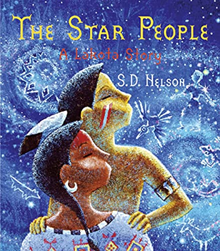 9780810945845: STAR PEOPLE GEB: A Lakota Story