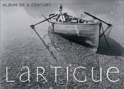 Lartigue, Album of a Century: Sayag, Alain