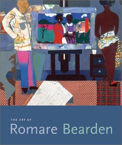 The Art Of Romare Bearden: Bearden, Romare; Fine, Ruth E. with Mary Lee Corlett . et al.
