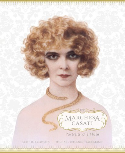 9780810948150: The Marchesa Casati: Portraits of a Muse