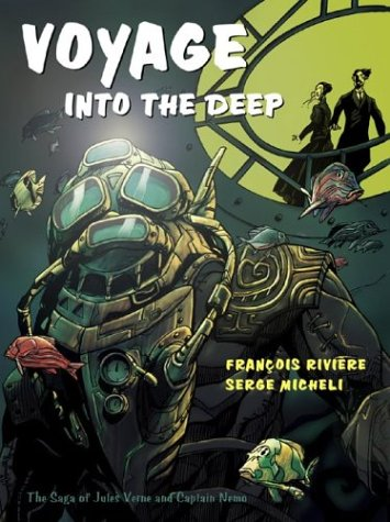 9780810948303: Voyage into the Deep: The Saga of Jules Verne and Captain Nemo