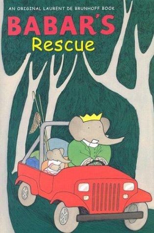 Babar's Rescue (Signed): Brunhoff, Laurent de