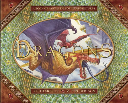 9780810949003: Dragons: A Pop-Up Book of Fantastic Adventures