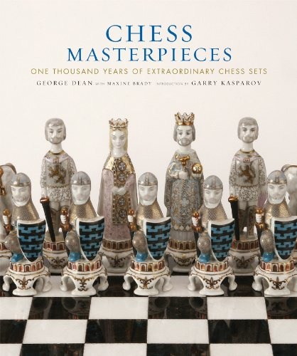 9780810949232: Chess Masterpieces: One Thousand Years of Extraordinary Chess Sets