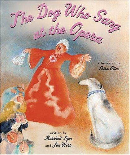 9780810949287: The Dog Who Sang at the Opera