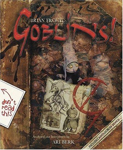 Goblins!: Berk, Ari