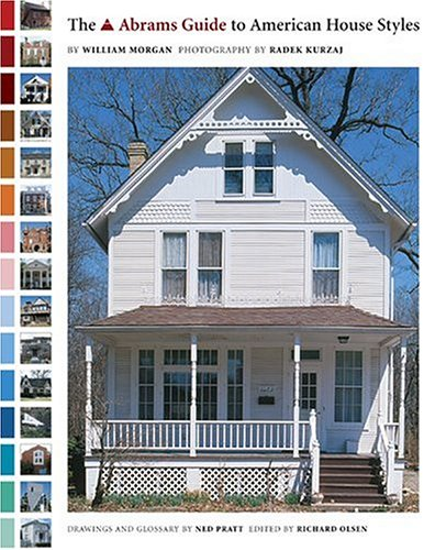9780810949430: The Abrams Guide to American House Styles (Abrams Book)