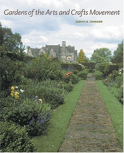 9780810949560: Gardens of the Arts and Crafts Movement