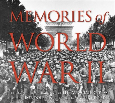 9780810950139: Memories of World War II: Photographs from the Archives of the Associated Press