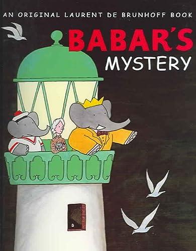 Babar's Mystery (Babar (Harry N. Abrams)): de Brunhoff, Laurent