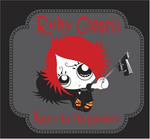 9780810950368: Ruby Gloom's Keys to Happiness