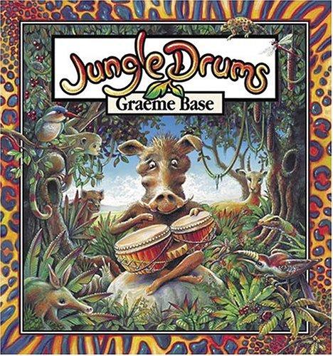 9780810950443: Jungle Drums