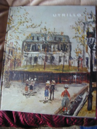 9780810951426: Maurice Utrillo (Great art of the ages)