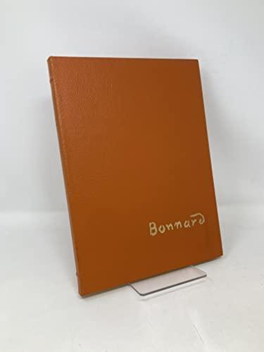 9780810953390: Bonnard: Pierre Bonnard