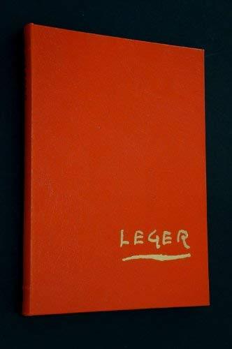 Fernand Leger (Great Art and Artists): Werner Schmalenbach