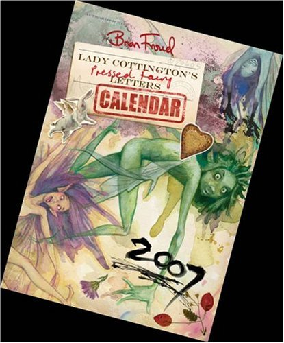 9780810954649: Lady Cottington's Pressed Fairy - 2007 (36x25) (Wall Calendar)