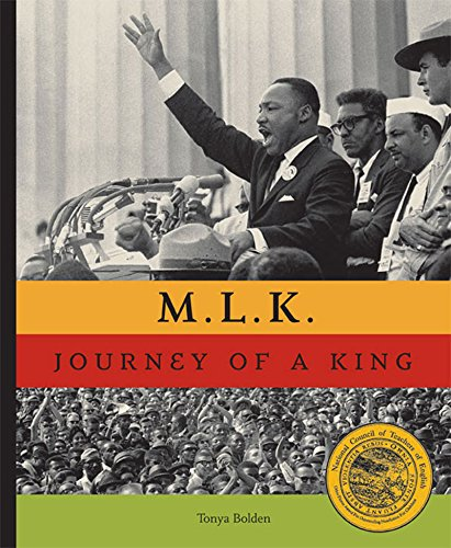 9780810954762: M.L.K.: The Journey of a King