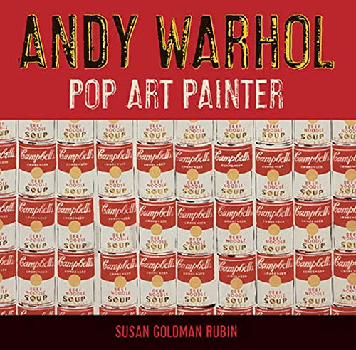 9780810954779: Andy Warhol: Pop Art Painter