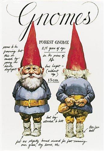 9780810954984: Gnomes: Thirtieth Anniversary Edition