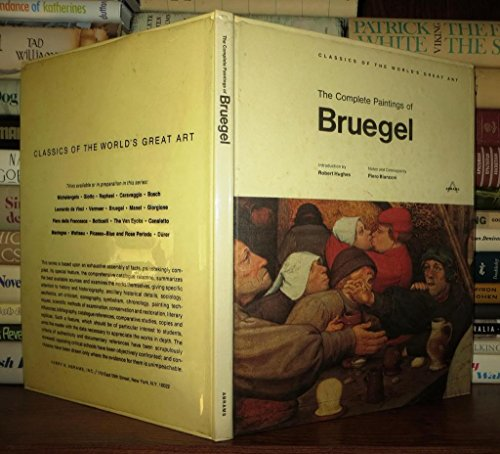 The Complete Paintings of Bruegel: Piero Bianconi and