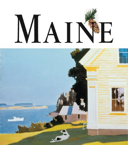 9780810955707: Art of the State: Maine