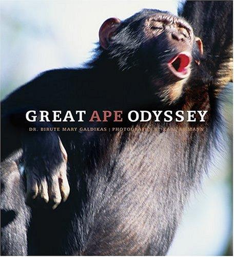 9780810955752: Great Ape Odyssey