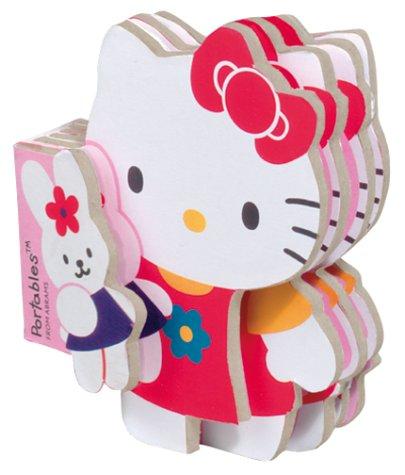 9780810956803: Portable Pets: Hello Kitty (Portables)