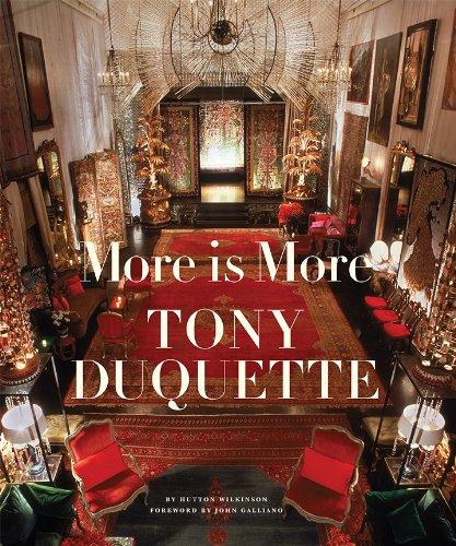 9780810957022: More Is More: Tony Duquette