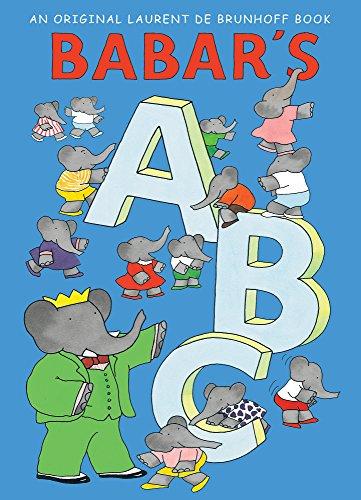 9780810957077: Babar's ABC